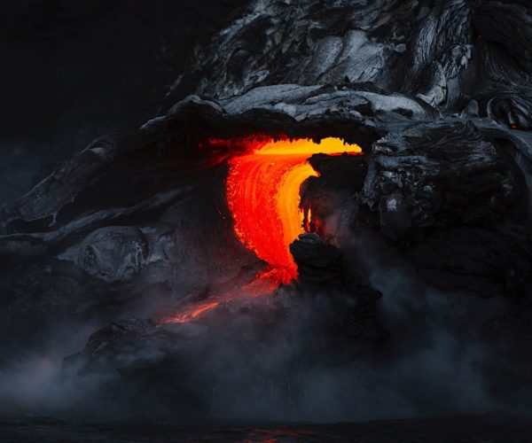 LAVA BOAT & VOLCANO ADVENTURE – HAWAII
